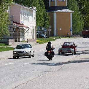 Kadut ja liikenne