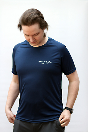 Miehen Tekninen T-paita